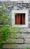 La finestra fotografia stock