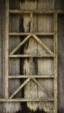 La finestra classica Immagine Stock