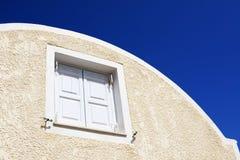 Finestra greca di stile fotografia stock immagine di disegno 70725726 - La finestra biz ...