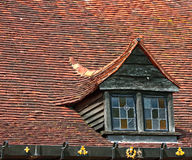 La finestra inglese Fotografie Stock Libere da Diritti