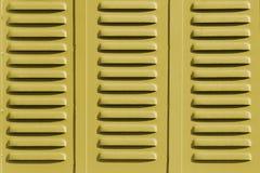 La finestra Shutters la priorità bassa Immagine Stock