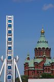 la Finlande Helsinki photo stock