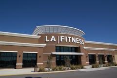 LA Fitness Royalty Free Stock Photo