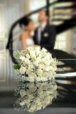 La fleur de la mariée Photographie stock libre de droits