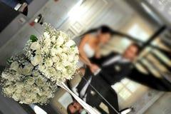 La fleur de la mariée Image libre de droits