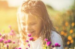 La flor más hermosa de la naturaleza fotos de archivo