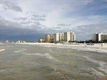 La Florida Beacn Foto de archivo libre de regalías