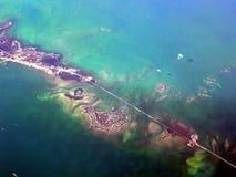 La Florida cierra el aeroshot foto de archivo libre de regalías