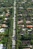 La Florida residencial Imagen de archivo libre de regalías