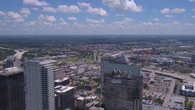 La Florida Tampa julio de 2017 aéreo Sunny Day 4K inspira 2 metrajes