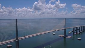 La Florida Tampa julio de 2017 aéreo Sunny Day 4K inspira 2