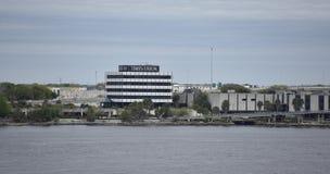 La Florida Times Union, Jacksonville, la Florida fotos de archivo