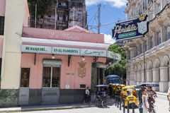 La Floridita Havana Cuba Royalty Free Stock Image