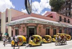 La Floridita Havana Cuba Royalty Free Stock Photo