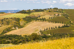 La Foce Royalty Free Stock Image