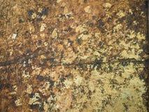 La foglia di oro, dora la struttura del fondo Fotografie Stock Libere da Diritti
