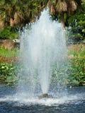 La fontaine Photos libres de droits