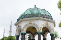 La fontaine allemande Photos libres de droits