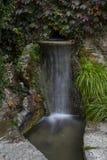 La fontaine de la jeunesse, Balchik Photo stock
