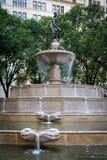 La fontaine de Pulitzer Image stock