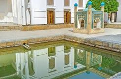 La fontanella islamica Fotografia Stock