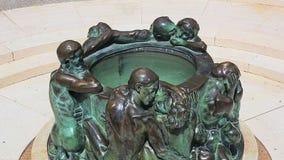 La fonte di fontana di vita archivi video