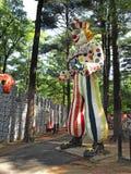 La forêt magique Images libres de droits