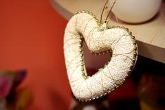La forma de corazón Imagen de archivo libre de regalías