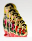 La formación de la muñeca Imágenes de archivo libres de regalías
