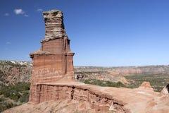 La formazione della Camera chiara in canyon di Duro di Palo. Fotografie Stock Libere da Diritti