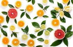 la forme physique de citron de fond porte des fruits blanc orange d'isolement sain de type de parts de durée de kiwi Photos libres de droits