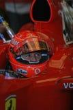 La formula 1 2005 condice, Michael Schumacher Fotografie Stock Libere da Diritti