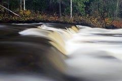La fornace cade in autunno Fotografie Stock