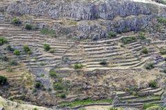 La Fortaleza de Chapido, La Gomera Royalty Free Stock Photos