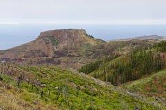 La Fortaleza de Chipude, La Gomera Royalty Free Stock Photos