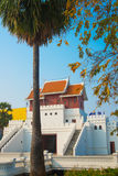 La fortaleza en Tailandia Fotografía de archivo libre de regalías