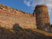 La fortaleza medieval de Mezek (Bulgaria) Foto de archivo libre de regalías
