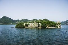 La fortaleza-prisión vieja fotografía de archivo libre de regalías
