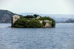 La fortaleza-prisión vieja fotos de archivo