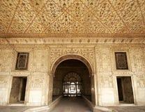 La fortaleza roja, Nueva Deli, la India Fotos de archivo