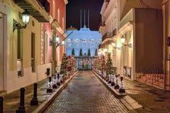 La Fortaleza - San Juan Fotografía de archivo