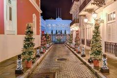 La Fortaleza - San Juan Imagen de archivo libre de regalías