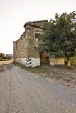 La fortaleza Trenches siglo de la trinidad santa XVII Foto de archivo
