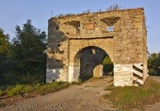 La fortaleza Trenches siglo de la trinidad santa XVII Fotos de archivo libres de regalías