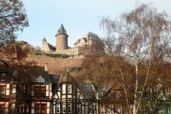 La fortaleza vieja en Alemania Imagen de archivo libre de regalías