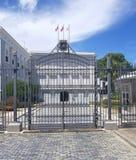 La Fortaleza y x28; El Fortress& x29; es la residencia oficial del gobierno imágenes de archivo libres de regalías