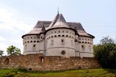 La forteresse d'église de Pokrova est une structure architecturale unique photographie stock