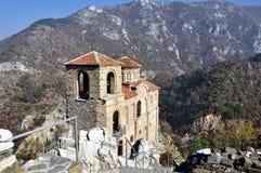 La forteresse d'Asen Photo libre de droits