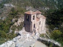 La forteresse d'Asen Image libre de droits