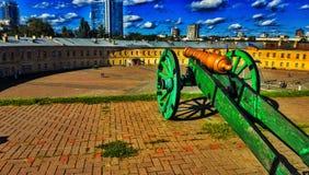 La forteresse de Kiev images stock